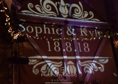Personalised Monogram - Name in Lights