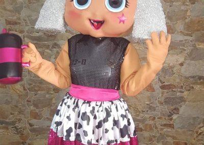 LOL DIva Doll Mascot