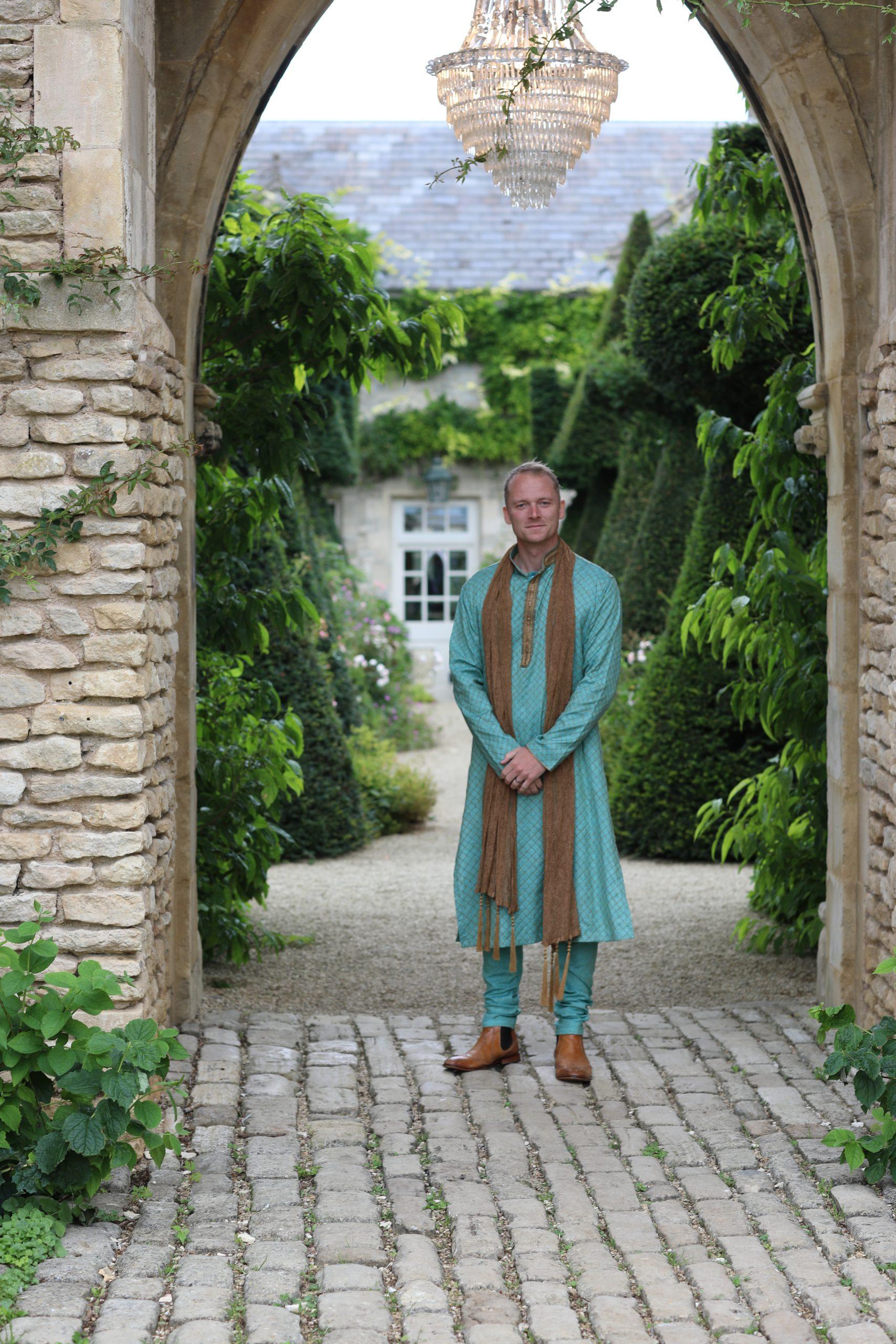 Wedding DJ Euridge Manor Indian Wedding